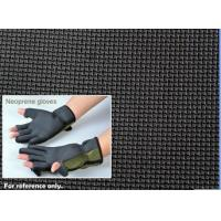 Wholesale No Slip 3MM Neoprene Sheet Shark Skin Gloves Butadiene Rubber SBR from china suppliers