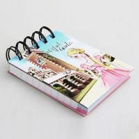 Wholesale Paper Notebook, Custom School Notebook, A5 Hardcover Spiral Notebook from china suppliers