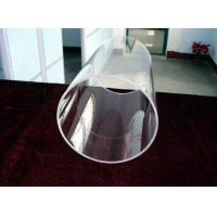 Wholesale Clear large diameter quartz glass tubes from china suppliers