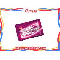 Wholesale Antioxidants Functional Candy For Healthy , Natural Breath Mints Paper Box from china suppliers