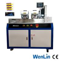 Wholesale CE Hydraulic Smart Card Making Machine Plastic Card Die Cutter For 3 tags Card from china suppliers