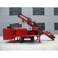 Wholesale Three Head Clamping Crawler Anchor Drilling Rig Drill Rig Machine Simple Operation from china suppliers