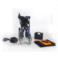 Quality Foldable Battery Operated Wheelchair for sale