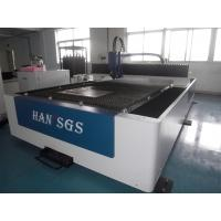 Wholesale CNC Stainless Steel Laser Cutting Machine / Sheet Metal Cutting Tool from china suppliers