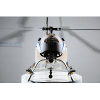 Quality Spraying 24 Hectares a Day Agriculture UAV Helicopter With Light Aviation Material for sale