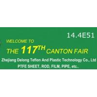 Buy cheap canton fair 117th 14.4E51 ptfe sheet and rod from wholesalers