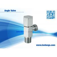 Wholesale Pneumatic Actuator Toilet Angle Valve Chrome & Polished For Home from china suppliers