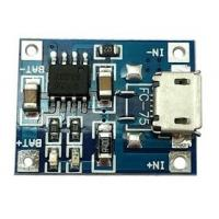 Wholesale Micro USB Charger Board For Arduino 1A Lithium battery / Li-ion LED from china suppliers