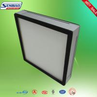 Wholesale Pleated Panel Air Conditioning Air Filters Clean Room Ventilation System from china suppliers