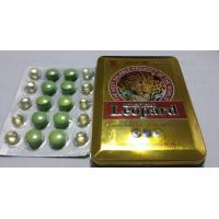 Wholesale American Leopard Herbal Men Enhancement Supplement , Male Sex Medicine from china suppliers