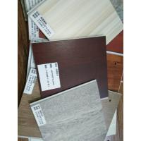 China pvc vinyl lock floor ceramic tile flooring prices for glazed wooden look porcelain tile on sale