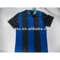 Wholesale Customized Latest Inter Milan Quick dry Thailand Soccer Jersey from china suppliers