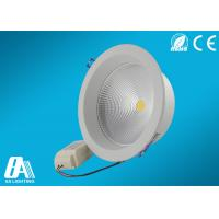 Wholesale 5 Inch 20 W COB LED Downlight White 6000K - 6500K For Bathroom / Kitchen from china suppliers