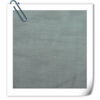 Wholesale Taupe Organic Linen and Organic Cotton Fabric GOTS / OCS Certificated 20Ne * 20Ne for T-shirt from china suppliers