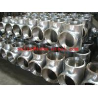 Wholesale steel tee from china suppliers