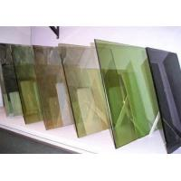 Buy cheap F Green, Dark Grey Solar Reflective Glass, 8mm Low E Coated Glass for Buildings from wholesalers