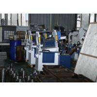 Buy cheap Credit Card / Greeting Card Die Cutting Equipment Paper Cutter Machine from wholesalers