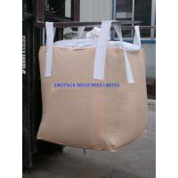 Wholesale Skirt top circular polypropylene 1 Tonne bags for soil / cement / minerals from china suppliers