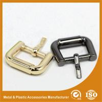 Wholesale Pin Buckle Inner 15X10.8MM Gold Black Nickel Buckle / Hardware Accessories from china suppliers