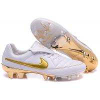Wholesale Nike Tiempo Legend V R10 Ronaldinho Premium Fg Soccer Shoes Touch Of Gold Sz 10 from china suppliers