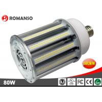 Wholesale EX39 E40 Base 360 Degree LED Bulb 80W For Supermarket / Warehouse , 2700-6500K CCT from china suppliers