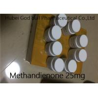 Wholesale Methandienone 25mg White Pills Muscle Growth Steroids Bodybuilding from china suppliers