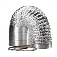 Wholesale High Flexible Aluminum Air Duct Ventilation Ducting for Grow Tent Use from china suppliers