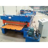 Wholesale Trapezoidal IBR Export Standard Roll Forming Machine for Roofing Sheet from china suppliers