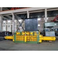 Buy cheap Scrap baling Machine / Hydraulic Metal Baler For Waste Aluminum , Stainless Steel from wholesalers