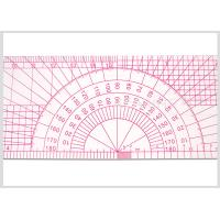 Wholesale 12 Inch Durable Plastic Pattern Making Ruler multi use 30 CM Kearing Ruler for Fashion Design from china suppliers