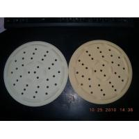 Wholesale High Bending Strength Yellow / White Alumina Honeycomb Ceramic Water Spray Plate from china suppliers