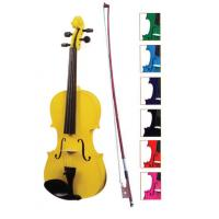 Wholesale Classic Handmade Violin 1 / 8 Small With Ebonized Fingerboard from china suppliers