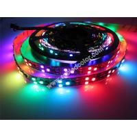 Wholesale dc12v ws2811 90led triangle led strip 15mm width black pcb high brightness for disco bar from china suppliers
