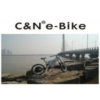 Wholesale Fatboy High Power Off Road Electric Bike 200kgs Loading White Black Color from china suppliers