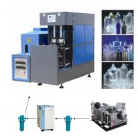 Wholesale Full Automatic 4000BPH Bottle Blowing Machine , PET Bottle Injection Moulding Machine from china suppliers