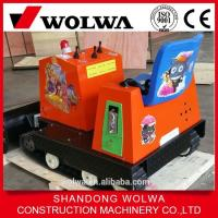 Wholesale good quality toy bulldozer with music suitable for children central park from china suppliers
