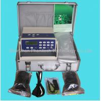 Wholesale Portable Electric ionic detox foot spa cleanse machine with music Increase the Vigor of Cells from china suppliers
