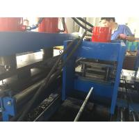 Wholesale 12 Months Warranty Cable Tray Rolling Form Machine 3.5 * 25 * 5m 20 Stations from china suppliers