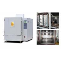 AC 380V High Low Temperature Chamber , Pressure Test Chamber With Observation Window