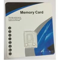 Wholesale 16GB Memory Card Bulk Package PP / Plastic Material Normal Size With Free Sample from china suppliers