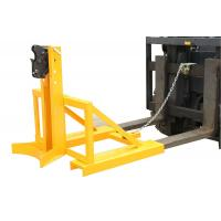 Wholesale Upgrated Eager-gripper Clamp Drum Clamp Attachment for 360Kg Loading from china suppliers