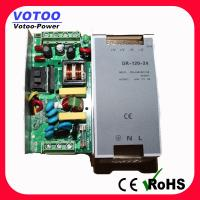 Wholesale 85-264VAC Input Power Supply Switching 24V 5A , DR-120-12 Power Supply from china suppliers