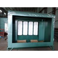 Wholesale Powder Painting Booth Powder Coating Room from china suppliers