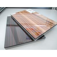Quality new design uv mdf glossy board for modern kitchen cabinets for sale