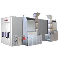 Wholesale Commercial Infrared Down Draft Spray Booth For Automotive Baking CE from china suppliers