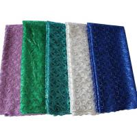 Wholesale High quality tulle laces fabric for wedding dress wholesale teal new tulle lace from china suppliers