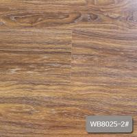 Wholesale V-Groove Laminate Flooring WB8025-2# 8mm with CE from china suppliers