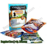 Wholesale Gusset bags, gusset pouches, quad seal bags, flexible packaging, vacuum packaging bags from china suppliers