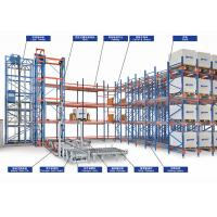 Wholesale Fine Machining Automatic Storage System Master Shuttle Carrier Pallet Mover For Third Party Logistics from china suppliers