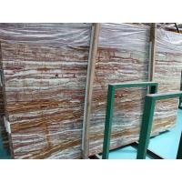 Wholesale Custom Bamboo Onyx Stone Slabs for flooring , paving , Stair Treads from china suppliers